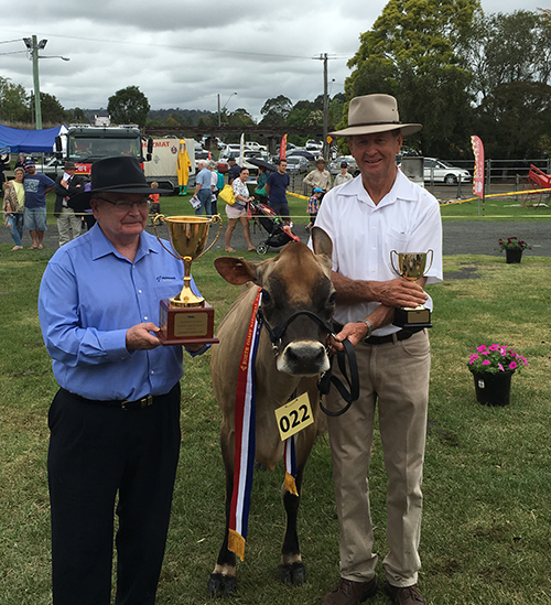 2015 North Coast National Dairy Spectacular