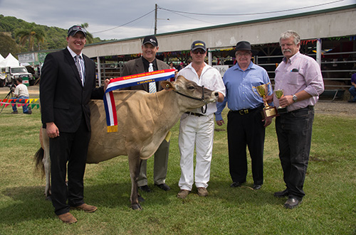 2016 North Coast National Dairy Spectacular